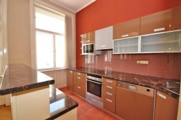 Luxury kitchen in exclusive rezidence