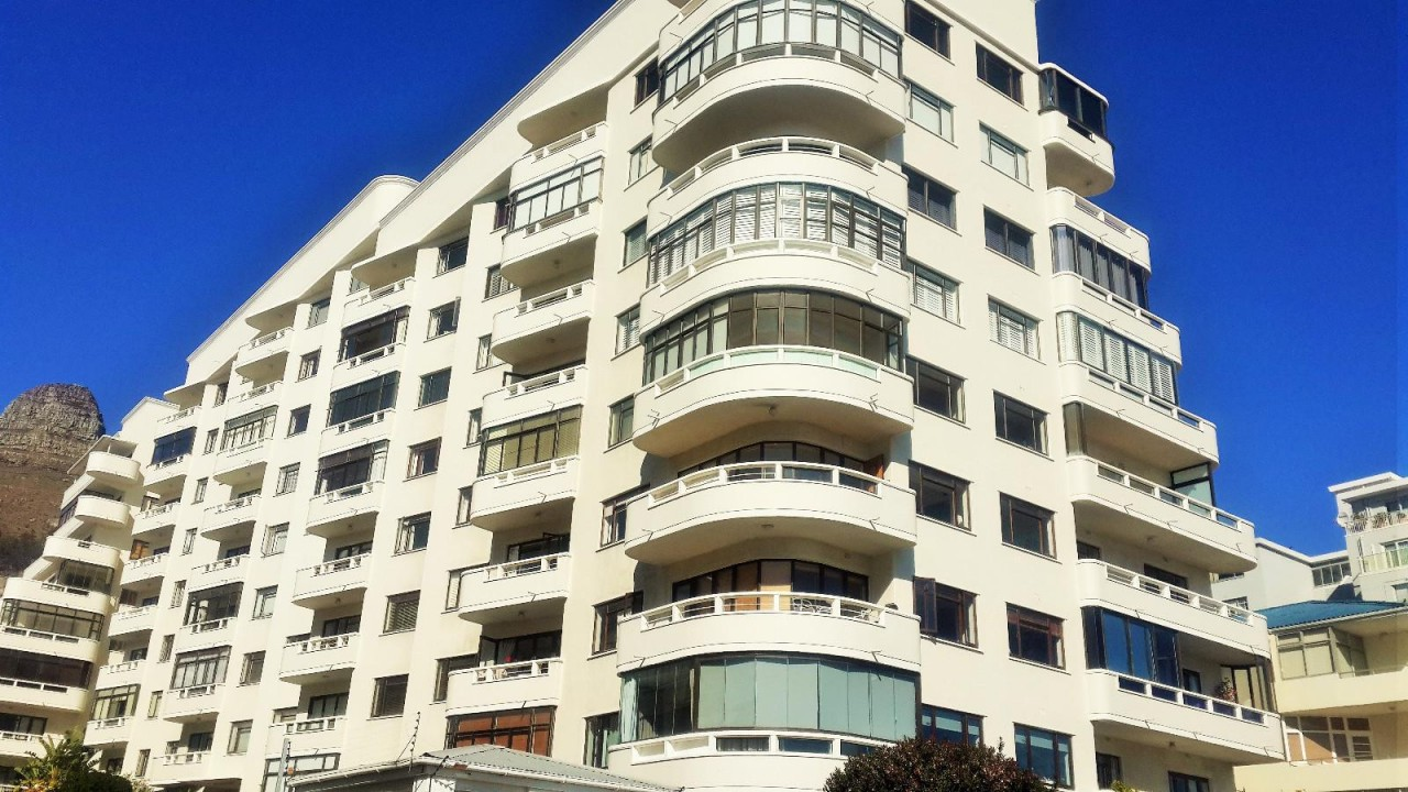 2 bed for rent sea point cape town