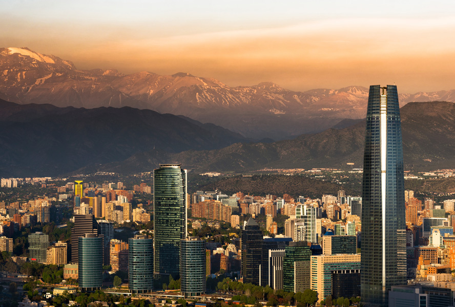 Travel Tuesday: Santiago de Chile