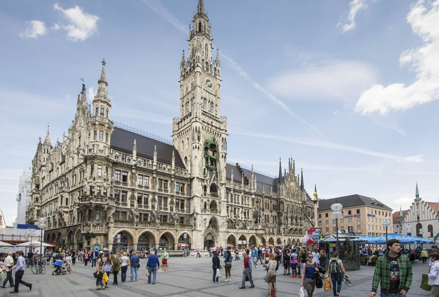 Travel Tuesday: Munich