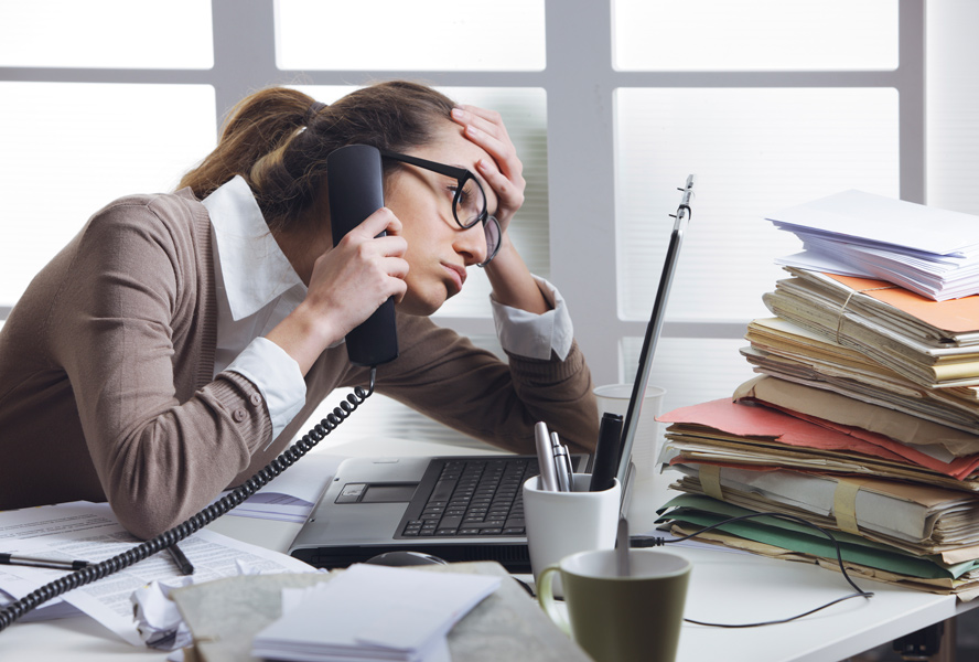 Career tips: How to avoid stress at work