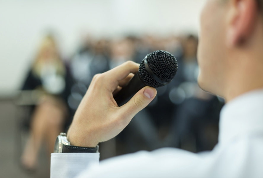 Career Tips: How to give a speech