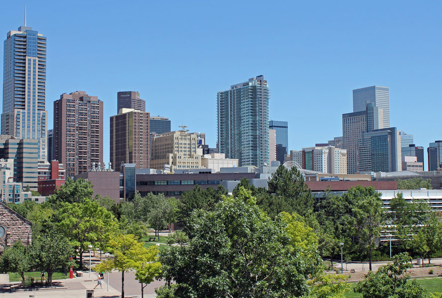 Travel Tuesday: Denver