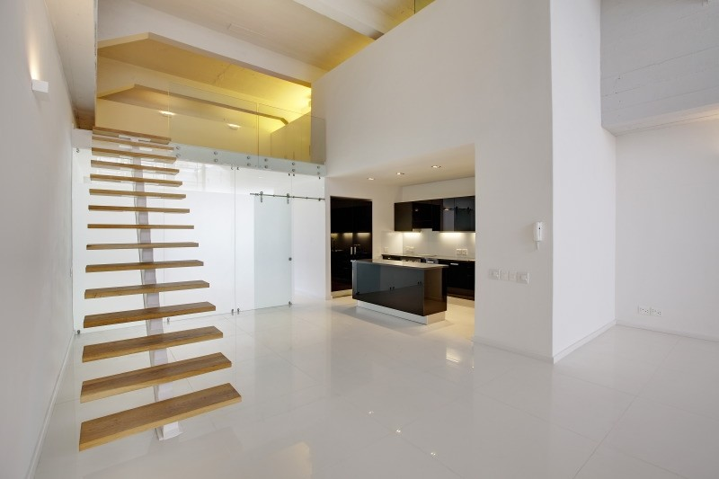 modern apartment for rent in Cape Town city centre