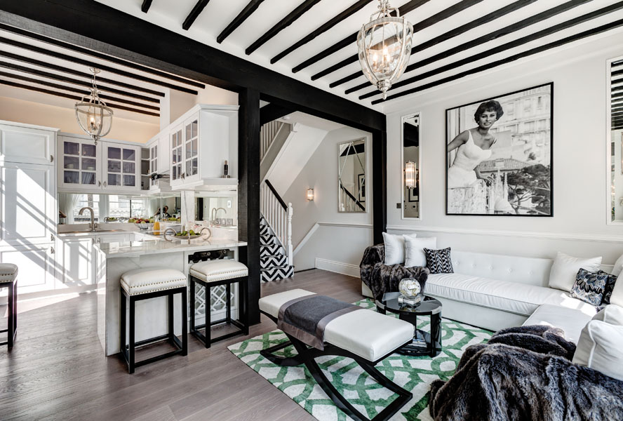 One-of-a-kind masterpiece in an exclusive London residential district