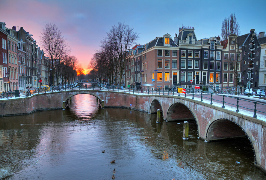 Travel Tuesday: Amsterdam
