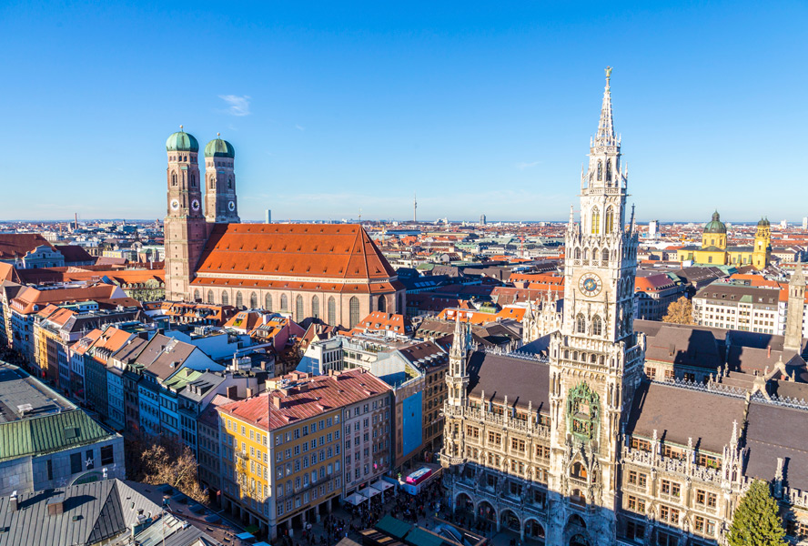 Real Estate News : propriétés résidentielles à Munich