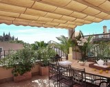 01. Luxury penthouse with terrace in the Old Town of Palma de Mallorca