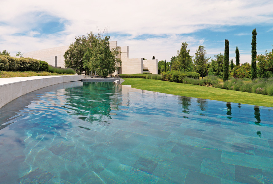 Fantastic dream houses for the New Year - Madrid