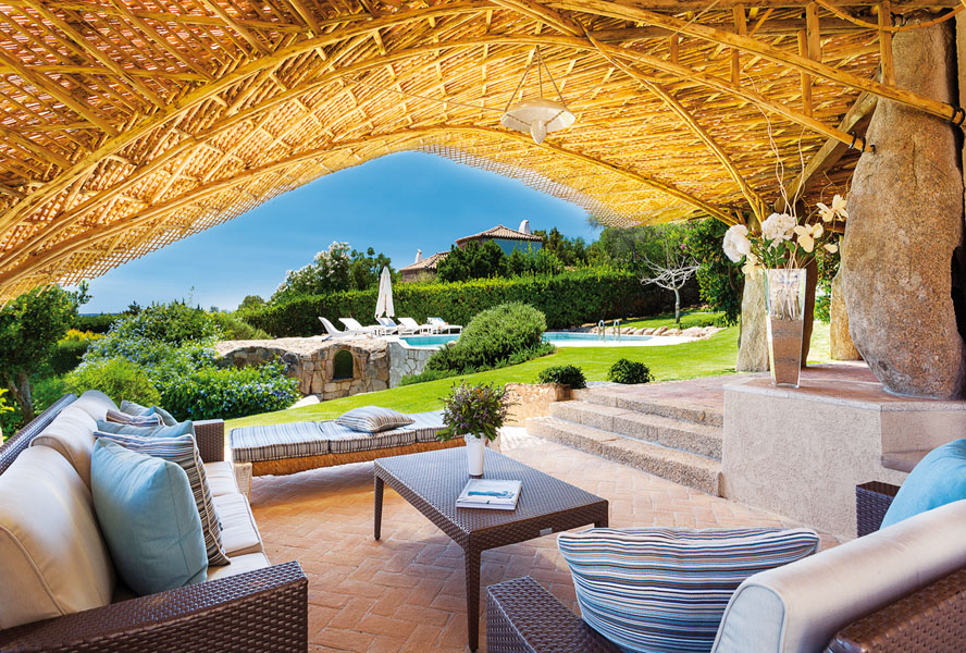 Fantastic dream houses for the New Year - Sardinien