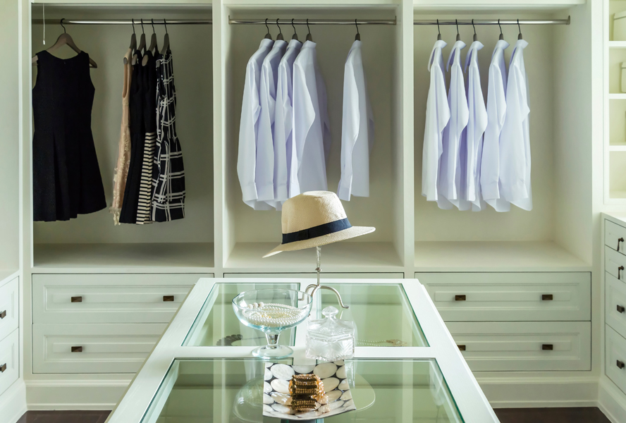 Ways to quickly organise your home