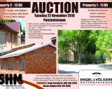 On Auction 22 November 2016 - investment opportunity