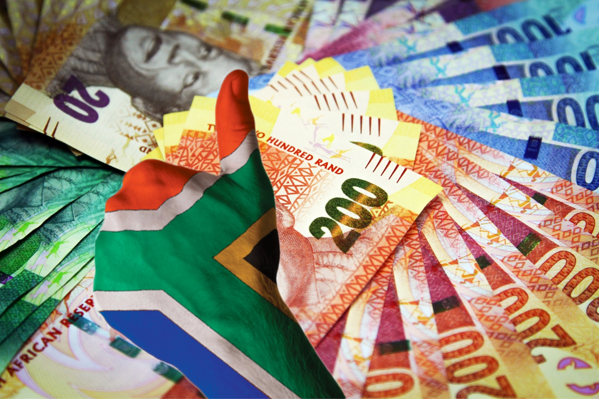 How does foreign investment work in South Africa