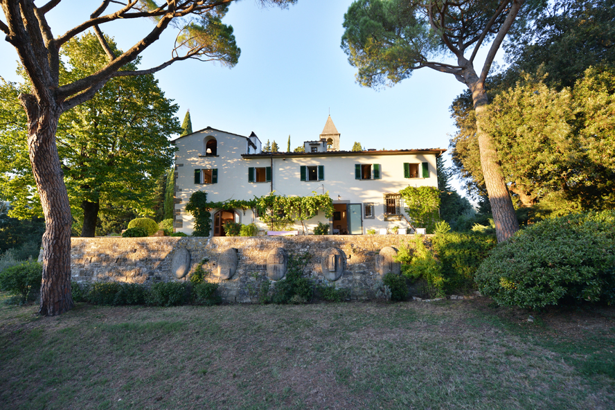2.Blog Villa in Fiesole (c)Engel & Völkers