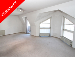 Immobilien in Würzburg - Single Appartement in Altstadtlage