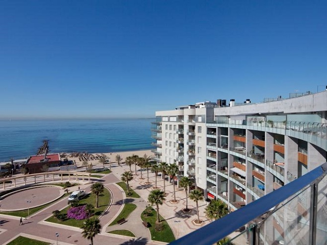 Apartment with stunning sea views (Portixol)