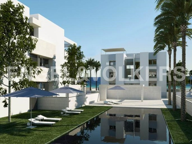 Superior oceanfront Apartments (Alcúdia)