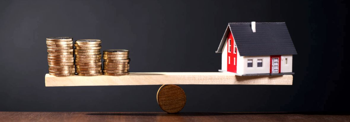 Overpriced real estate can lead to failure