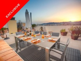 04. Penthouse with roof terrace and breath-taking views in Molinar