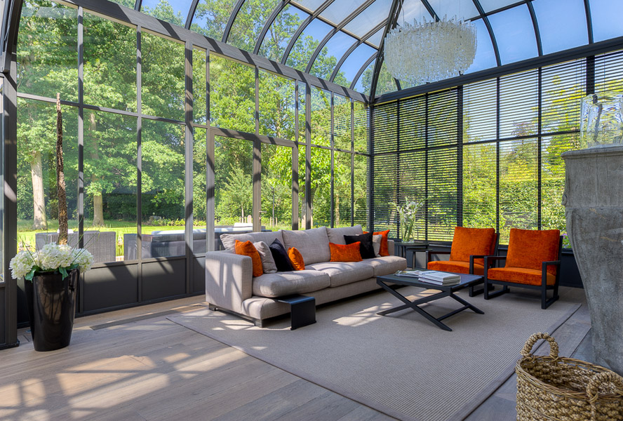 Outdoor Living: Der perfekte Wintergarten
