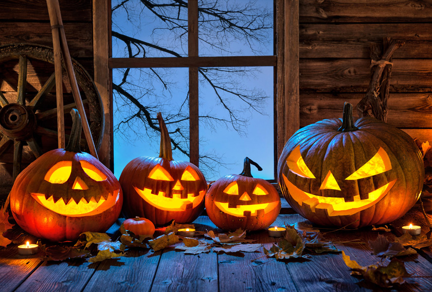 How to make your house ready for Halloween