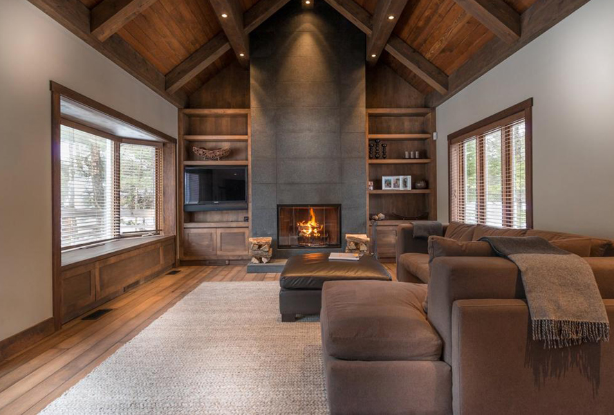How fireplaces light up your home