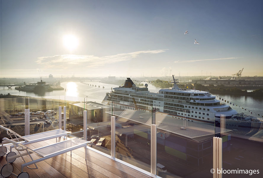 Extraordinary living in Hamburg's HafenCity district