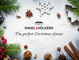 The perfect Christmas dinner at Engel & Völkers