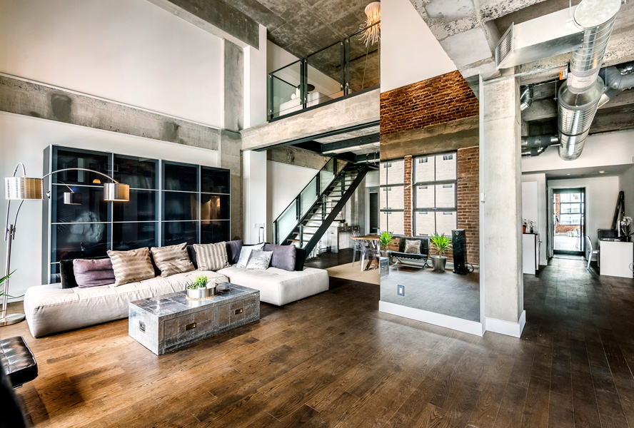 The benefits of loft apartments