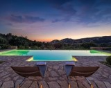 Finca with pool and harbor view (Mallorca)