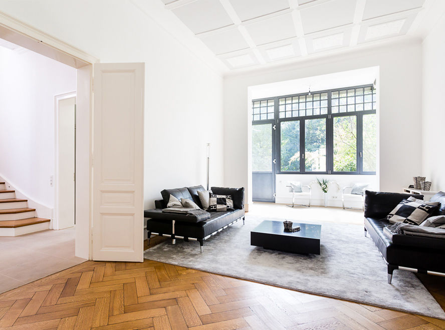 The perfect interior for your period apartment