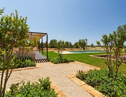 Finca with large outdoor area (Santanyi)