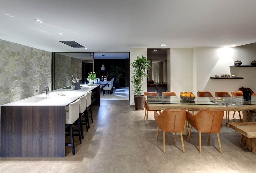 The most luxurious kitchen designs from Spain