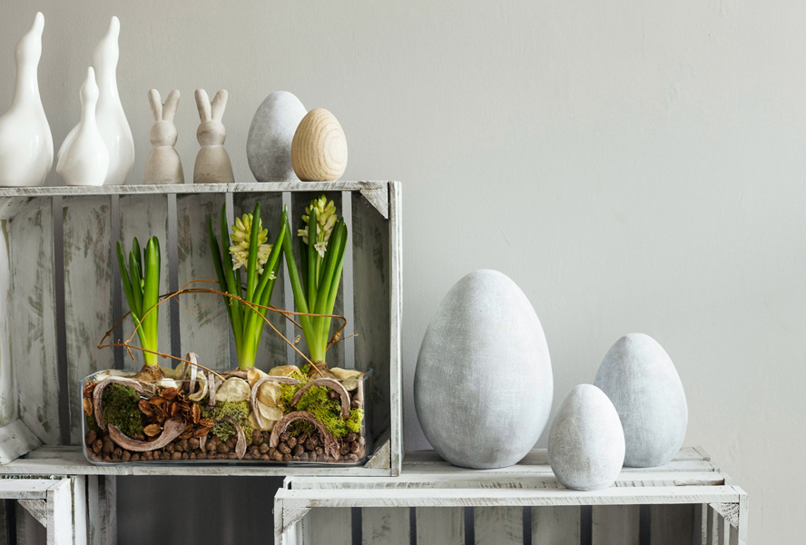 Fresh Easter decorating ideas for 2017