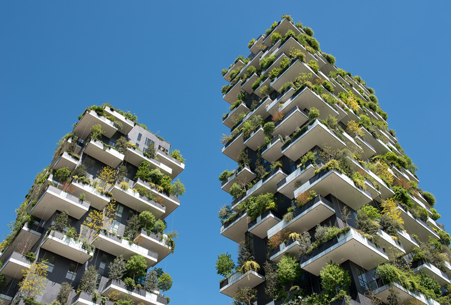 Sustainable architecture: green future of design - Engel ...