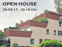 open house am samstag den von 10 bis 16 uhr. Black Bedroom Furniture Sets. Home Design Ideas