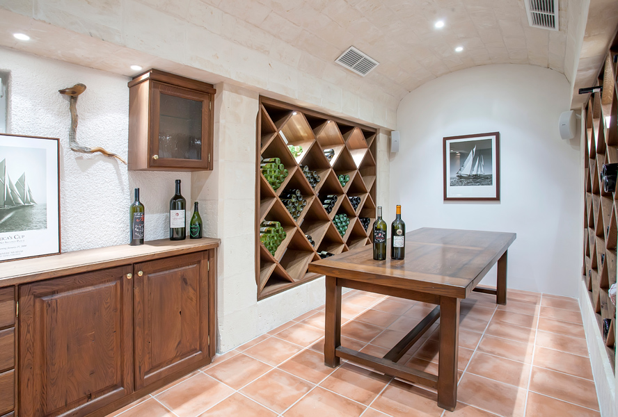 How and where to store your wine collection