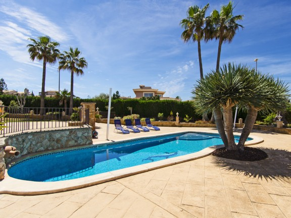 Villa with large outdoor area (Sa Torre)