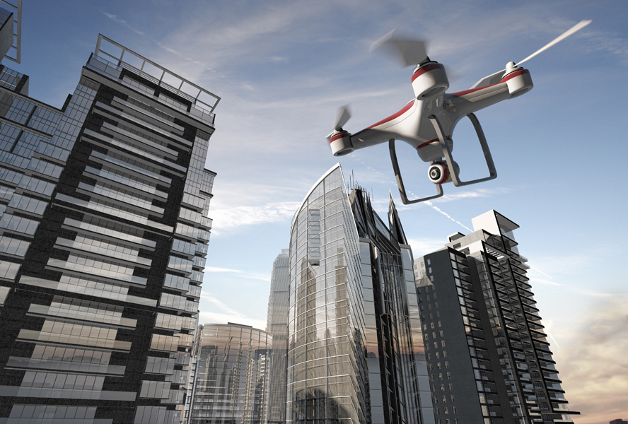 Drones are changing our building designs