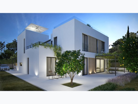 High quality property in the construction phase (Portals Nous)