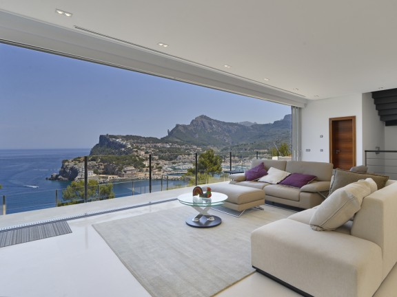High quality villa with sea views (Puerto de Sóller)