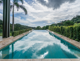 The charm and convenience of lap pools