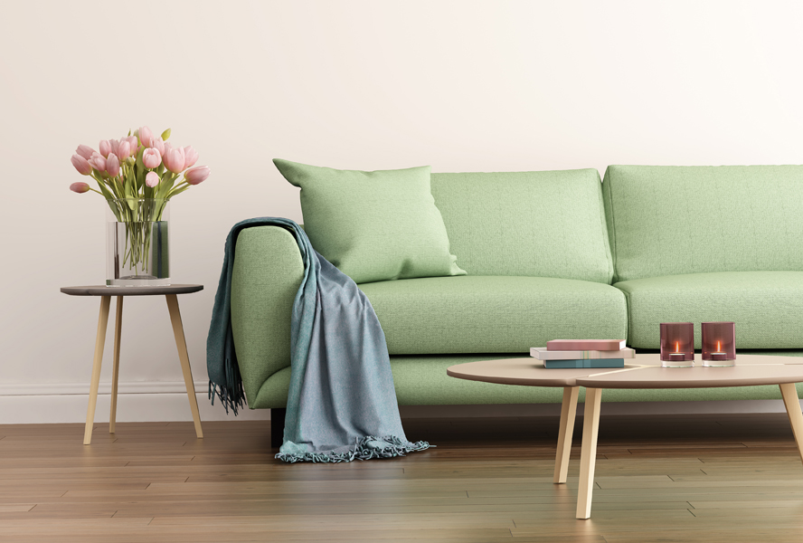 The surprising colour trend 2017: Greenery