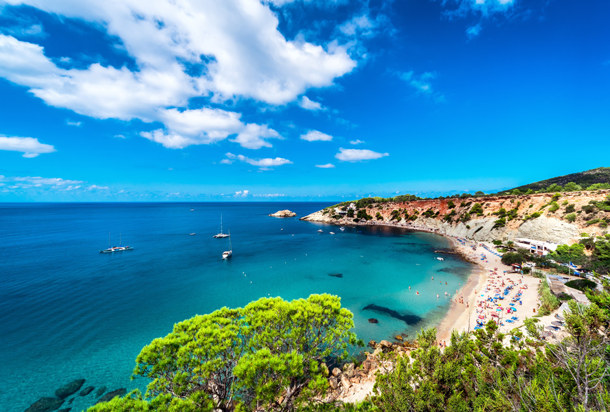 Ibiza – unforgettable places on the island of sun
