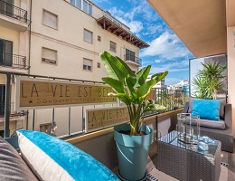First class apartment with balcony (Palma de Mallorca)