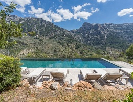 Villa with breathtaking views (Mallorca)