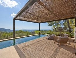 Imposing villa with fantastic views (Santa Ponsa)